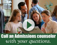 Speak with someone in Admissions
