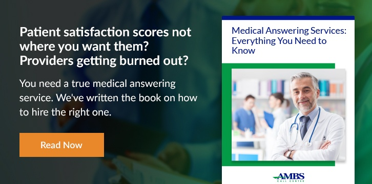 Medical Answering Service: Everything You Need to Know ebook