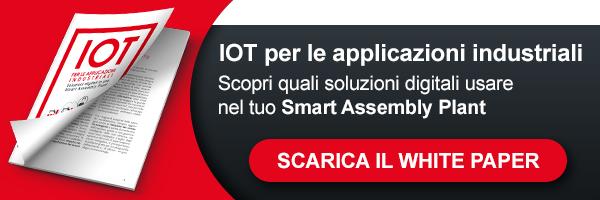 Sew-Eurodrive - White Paper - IoT per le applicazioni industriali. Soluzioni digitali in uno Smart Assembly Plant