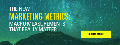 The New Marketing Metrics