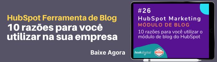 HubSpot Blog Ferramenta