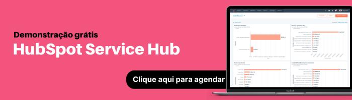 HubSpot Service - Demonstração Gratuita