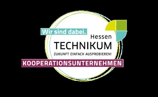 Hessen Technikum Kooperationsunternehmen Logo