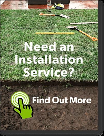 Turf Installation Service