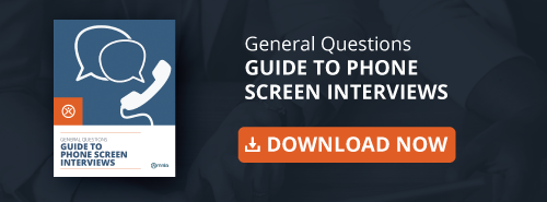 omnia guide to phone screen interviews