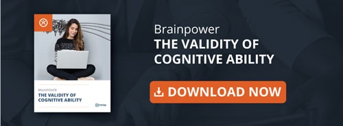brainpower the validity of cognitive ability