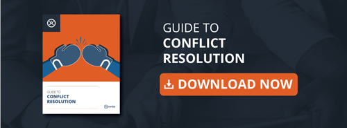 Guide To Conflict Resolution - Omnia