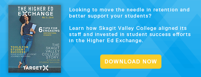 Looking to move the needle in retention and better support your students? Learn how Skagit Valley College aligned its staff and invested in student success efforts to implement institutional change in our second edition of the Higher Ed Exchange.