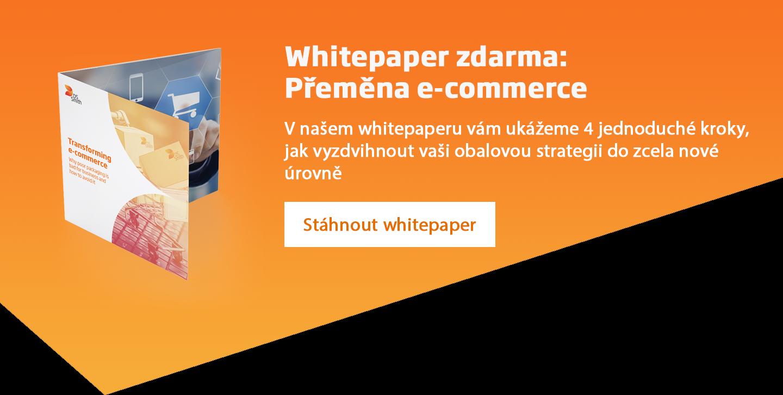 Přeměna ecommerce - whitepaper ke stažení