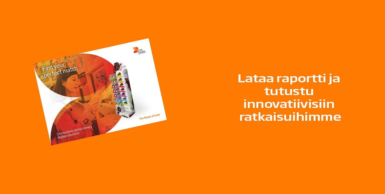 Lataa raportti ja tutustu innovatiivisiin ratkaisuihimme