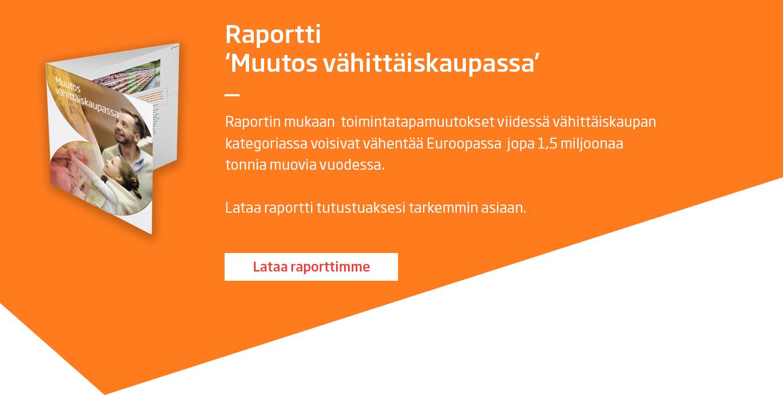 Lataa raportti muutos vähittäiskaupassa