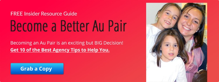 Become a Better Au Pair
