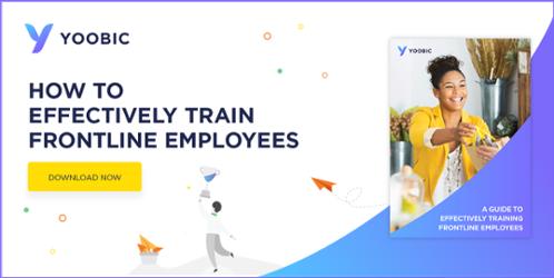 YOOBIC Ebook Training Download