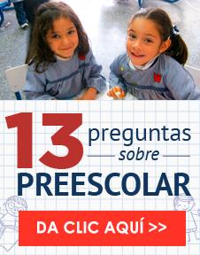 13 Preguntas sobre Preescolar