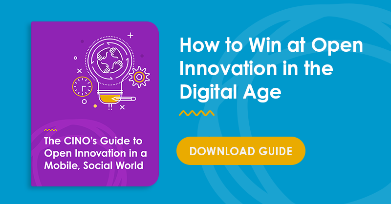 CINO's Guide to Open Innovation