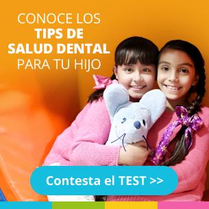 Conoce los tips de Salud dental para tu hijo