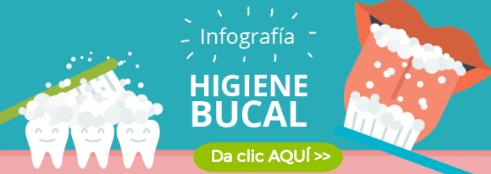 Infografía de Puentes dentales - dentalia México