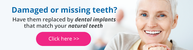 dental implants in mexico - damaged or missing teeth?