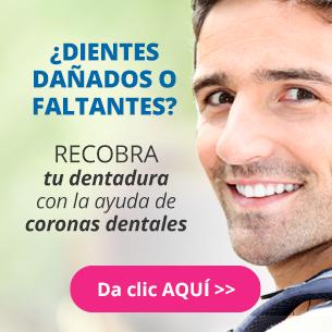 corona  dentales - CTA
