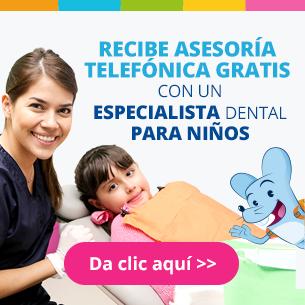 Asesoría telefónica niños - dentalia