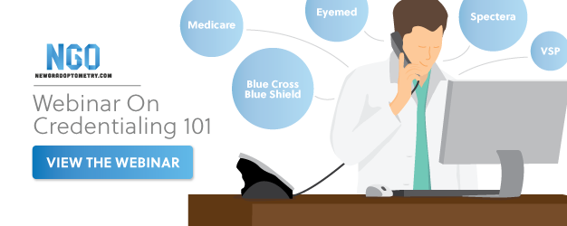optometry credentialing 101