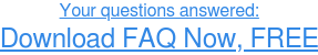 Discover the answers you've been looking for: Download FREE FAQ