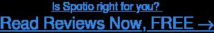Read Spotio user reviews, FREE →