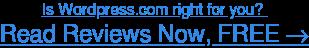 ReadWordpress.com user reviews →