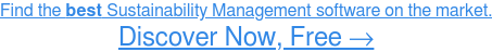 Find the bestSustainability Managementsoftware on the market. Discover Now,  Free →