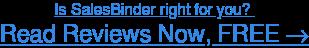 ReadSalesBinder user reviews →