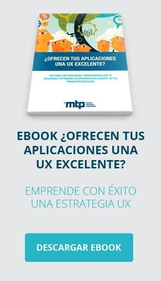 aplicaciones estrategia UX SECCIÓN