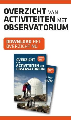 Overzicht van activiteiten met Observatorium