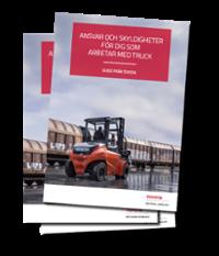 Ansvar och skyldigheter för dig som arbetar med truck