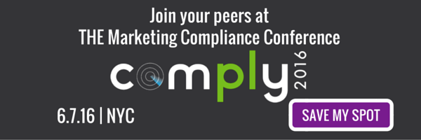 Learn More About COMPLY2016