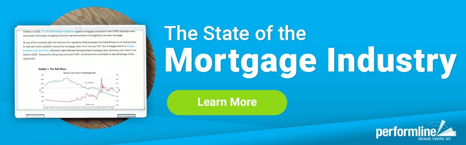 mortgage industry compliance trends 2021 report