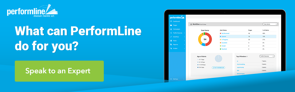 PerformLine Social Media Monitoring