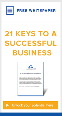 successful business keys