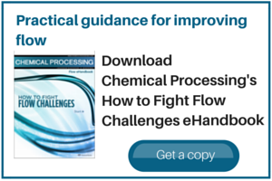 Download Chemical Processing's How To Fight Flow Challenges eHandbook