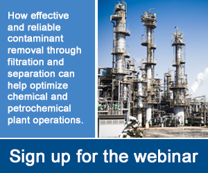 Sign up for this webinar: Productivity improvement in ethylene plants through enhanced separation technology
