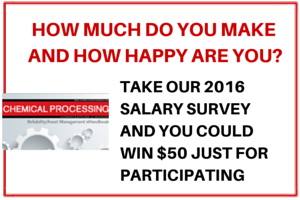 Take the 2016 Salary Survey