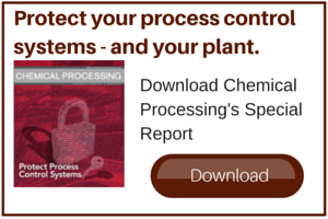 Protect your process control systems