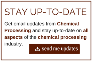 Get Chemical Processing Updates