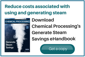 Reduce costs associated with using and generating steam