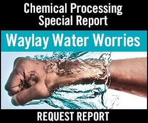 Special Report -- Waylay Water Woes. Read this Special Report to discover how manufacturers are meeting some of today's water system challenges.