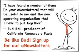 Be like Bud -- sign up for our eNewsletters