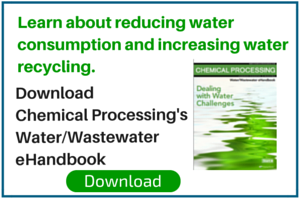 Reduce water consumption and increase water recycling