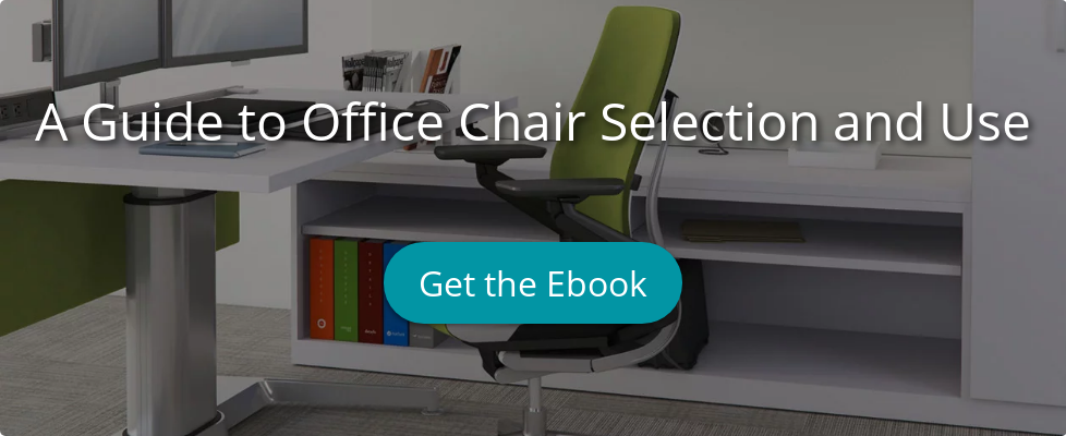 A Guide to Office Chair Selection and Use   Get the Ebook