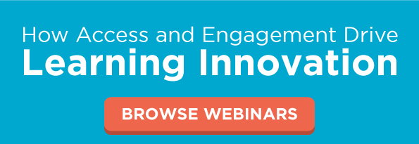 How Access and Engagement Drive Learning Innovation