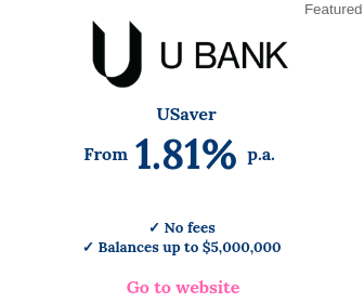 UBank USaver Account