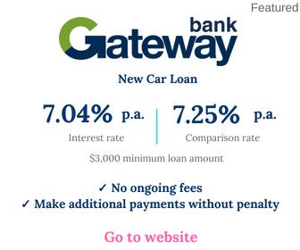 Gateway New Car Loan